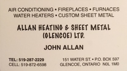 Allan Heating and Sheet Metal